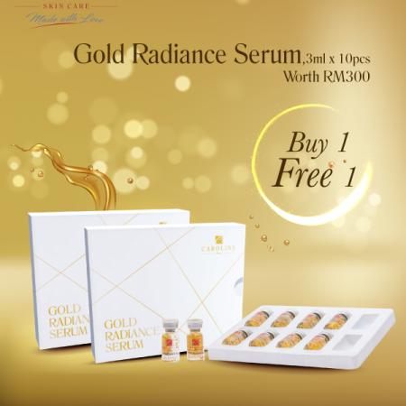 Gold Radiance Serum