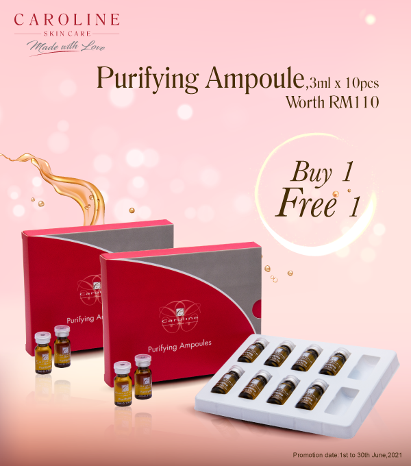 Purifying Ampoules