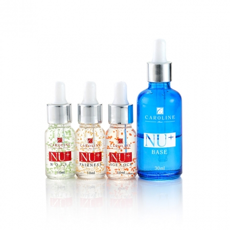 Skin Care Malaysia, Skin Care Products and Solutions, acne skin, sensitive skin, damaged skin, Nu+ Serum, Anti-aging functions, Brightening skin complexion, Deep hydration, Caroline, Jane Newmann